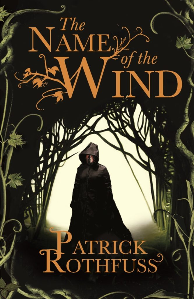 name of the wind af Patrick Rothfuss