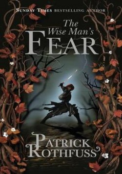 The wise mans fear af Patrick Rothfuss
